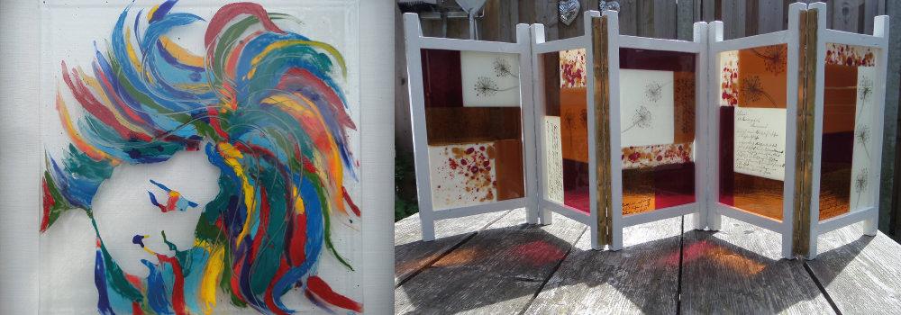 Candida van Nugteren Glass Artist