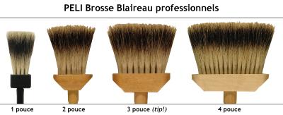 Brosse Blaireau